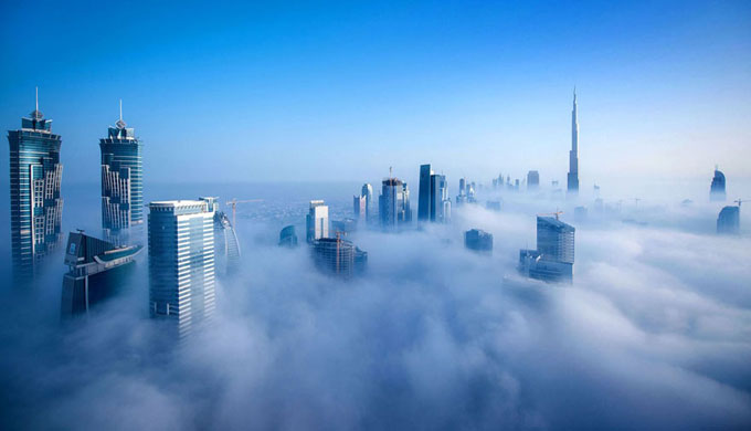 Amazing-pictures-of-Dubai-skyscrapers-2